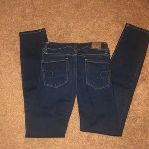 AE American Eagle Super Stretch Jeans Size 00 New
